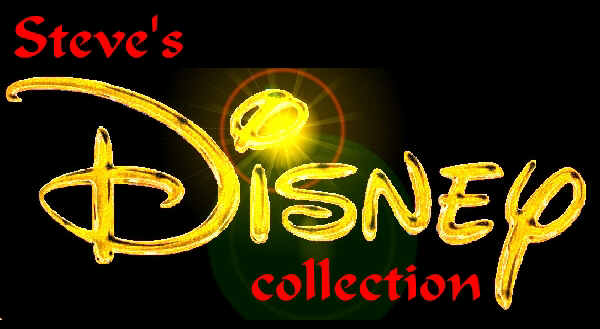 Steve's Disney Collection